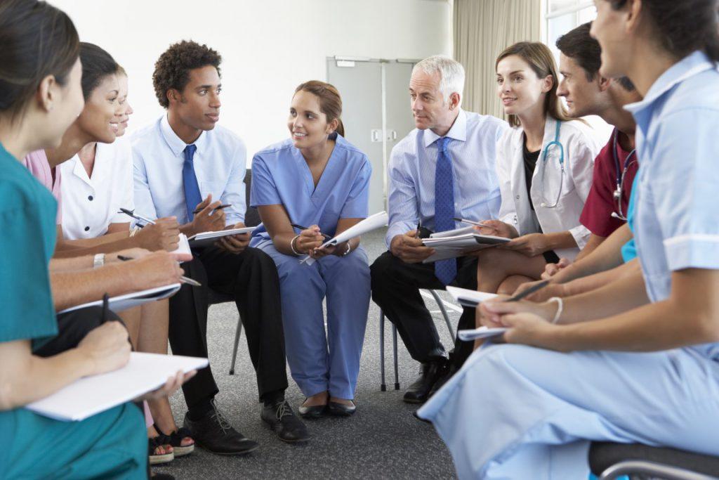 Coaching für Pflege-und Praxisteams Synergos