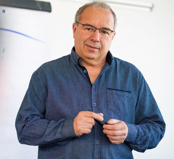 synergos – Hans-Gerd Leonhardt, der Unternehmensberater aus Freiburg